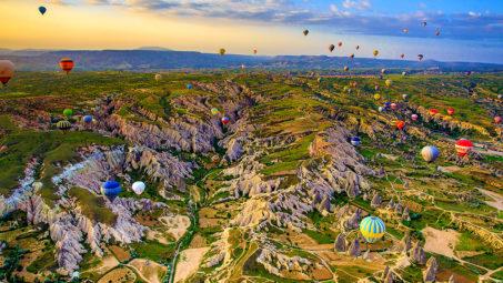 2020土耳其古文明&卡帕多其亞熱汽球之旅12日◎8/29(四)~9/9(一)※漫遊土耳其西部全覽/伊斯坦堡、蕃紅花古城、卡帕多其亞、棉堡