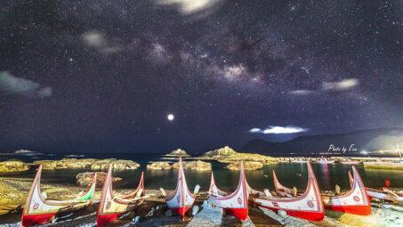 2021蘭嶼飛魚季4天3夜